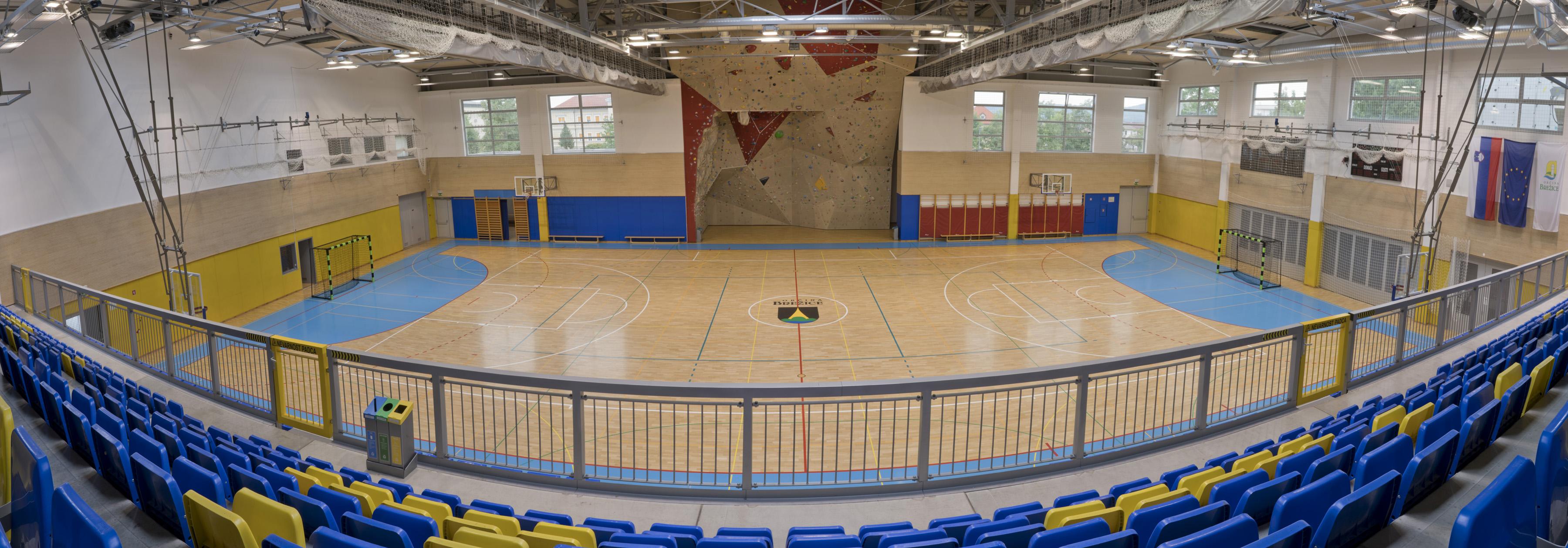 Športna dvorana Brežice