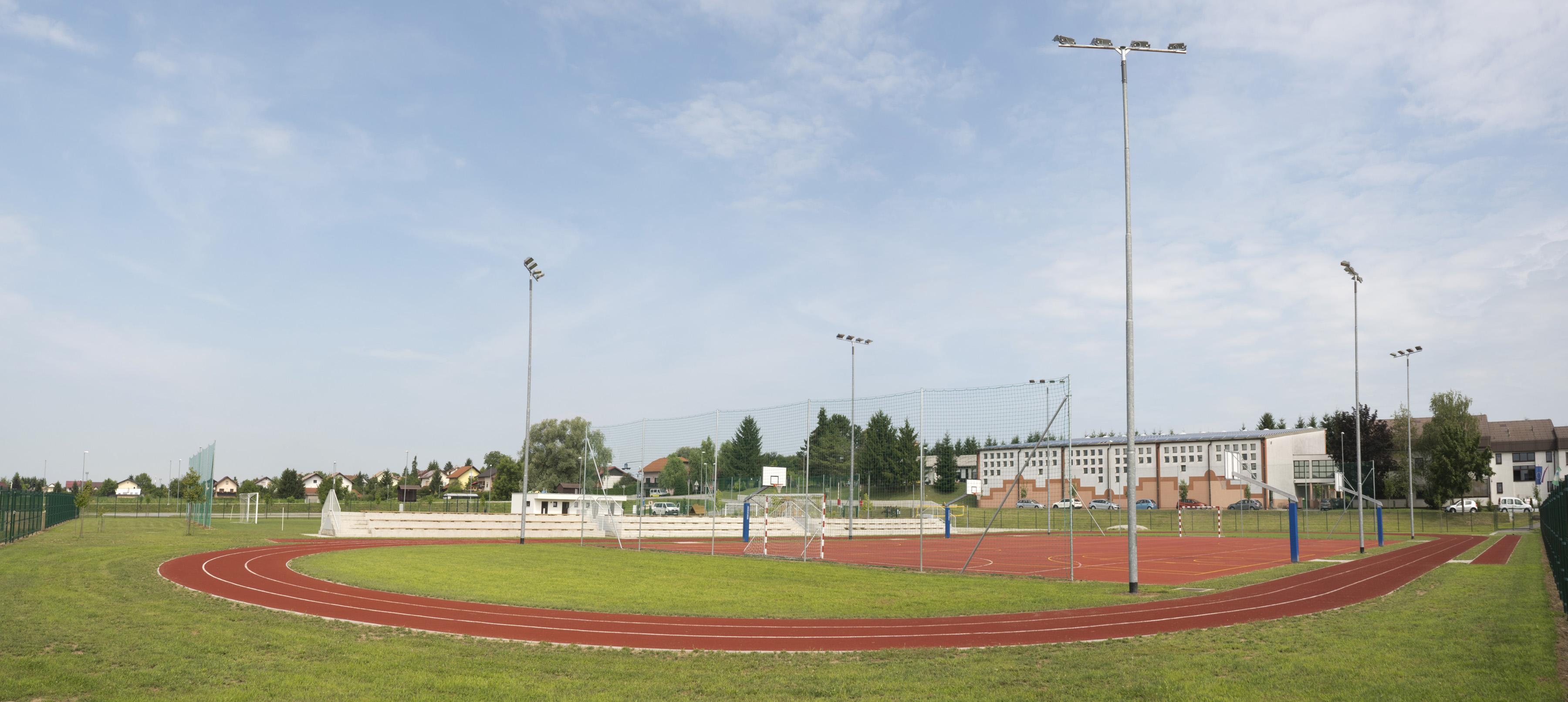 Zunanja športna igrišča Dobova