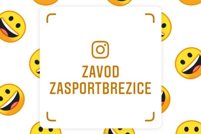Zavod za šport Brežice odslej tudi na Instagramu