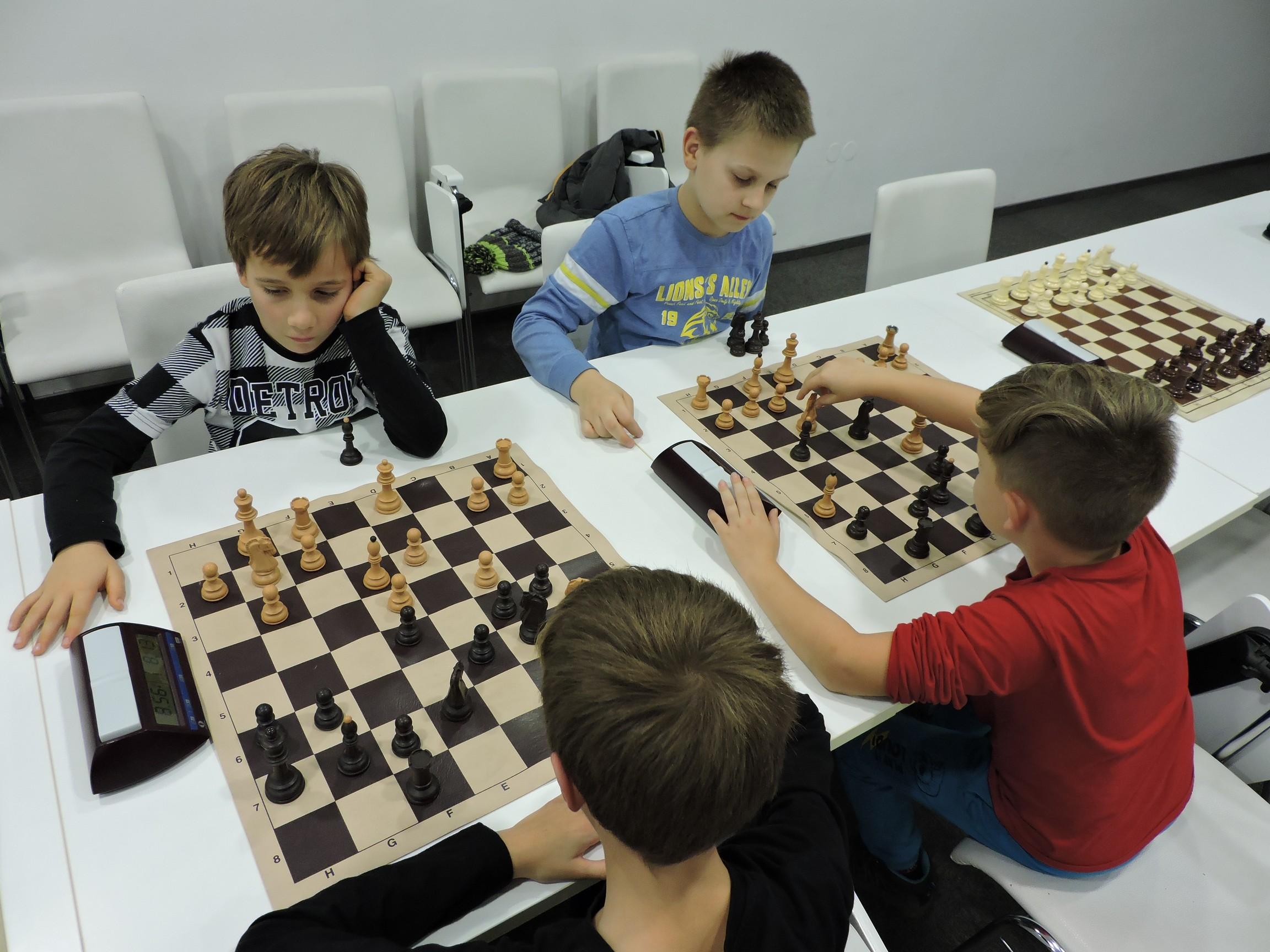 Zaključeno občinsko prvenstvo v šahu za posameznike