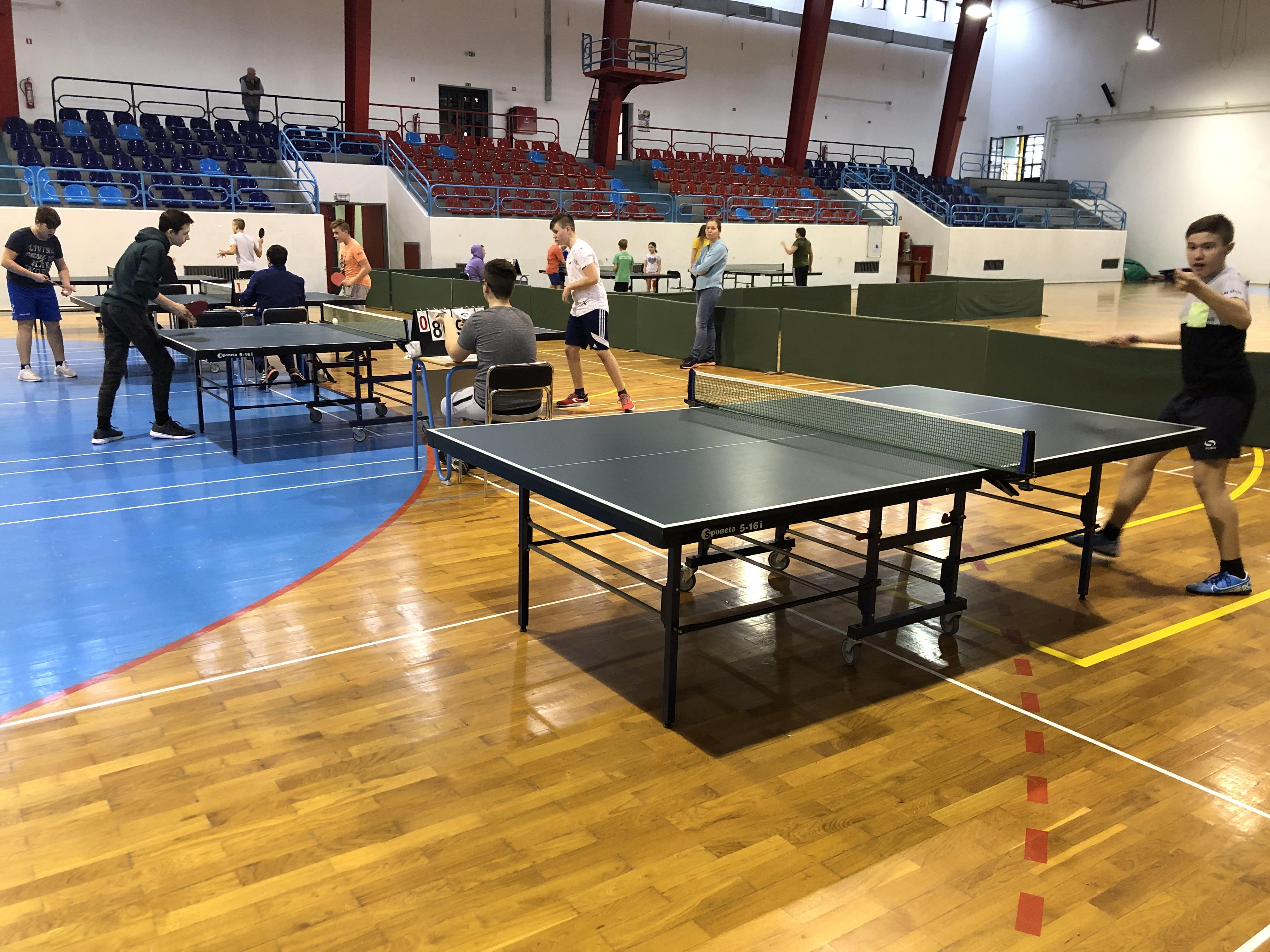 Šolska športna tekmovanja v mesecu februarju