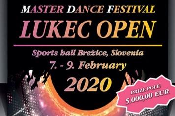ŠD Brežice gosti Plesni festival LUKEC OPEN