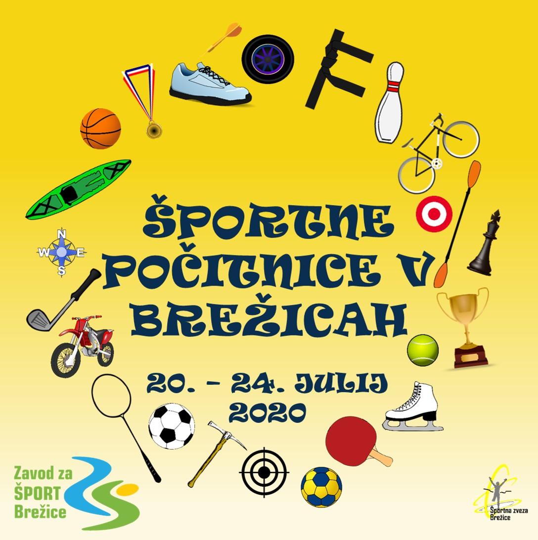 Športne počitnice v Brežicah 2020