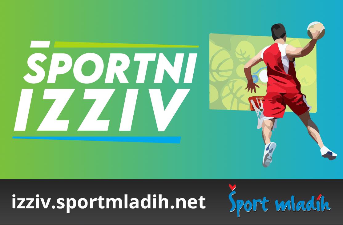 Šolska športna tekmovanja: Športni izziv – razpisi